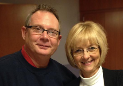Dave & Vickie Lang